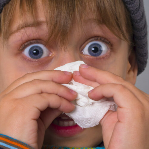 Recurring Snot, Ahem, Cold Symptoms in Kids