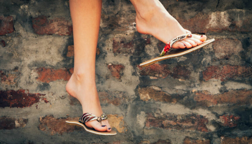 To Flip Flop or Not – Sandal Season is in Sight